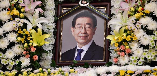 Нашли предсмертную записку погибшего мэра Сеула