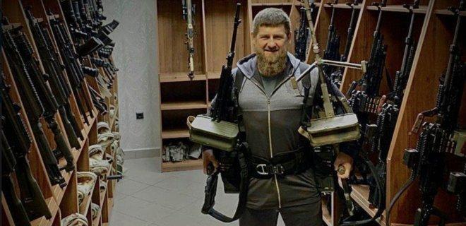 «Ты в сто крат хуже террориста»: Кадыров набросился на Макрона после убийства учителя в Париже