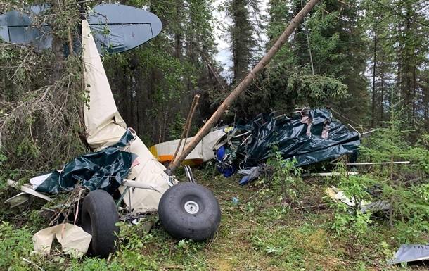 На Аляске столкнулись два легкомоторных самолета – семь человек погибли