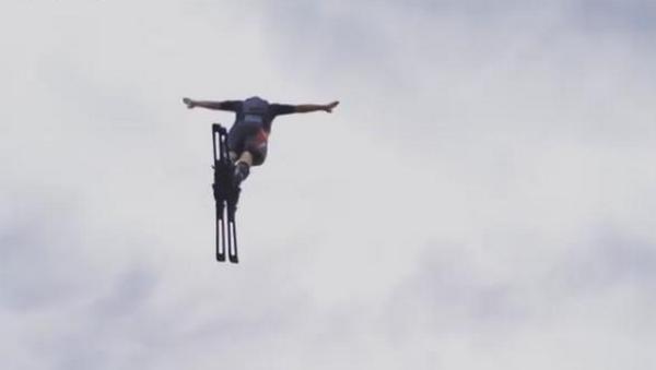 Дух захватывает! Николаевский фристайлист Александр Абраменко показал фантастический прыжок (ВИДЕО)