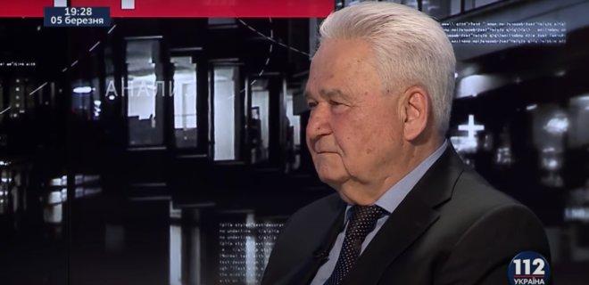 Кравчук рассказал, чем будет заниматься Фокин в делегации ТКГ (ВИДЕО)