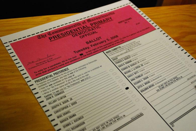В США на выборах президента впервые напечатают бюллетени на украинском языке