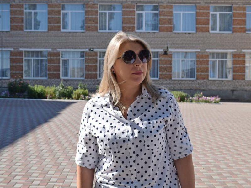 Заступник голови Миколаївської ОДА відвідала Воскресенську школу, де йде реконструкція (ФОТО)