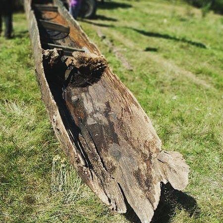 Археологи нашли древлянскую лодку в Житомирской области (ФОТО) 7