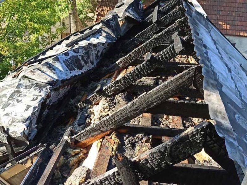 За сутки спасатели Николаевщины потушили четыре пожара в частном жилом секторе
