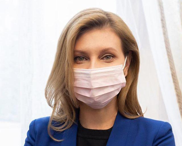 «Умоляю – не расслабляйтесь преждевременно!»: жена Зеленского рассказала о борьбе с коронавирусом