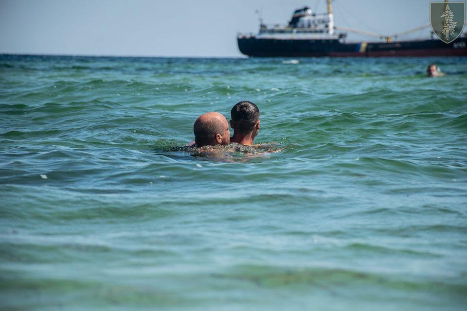 На Николаевщине прошли соревнования по плаванию в память о погибшем на Донбассе командире очаковских «морских котиков» Алексее Зинченко (ФОТО) 25