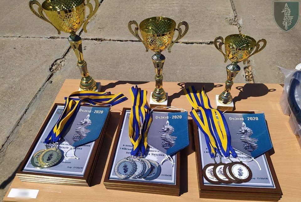 На Николаевщине прошли соревнования по плаванию в память о погибшем на Донбассе командире очаковских «морских котиков» Алексее Зинченко (ФОТО) 29