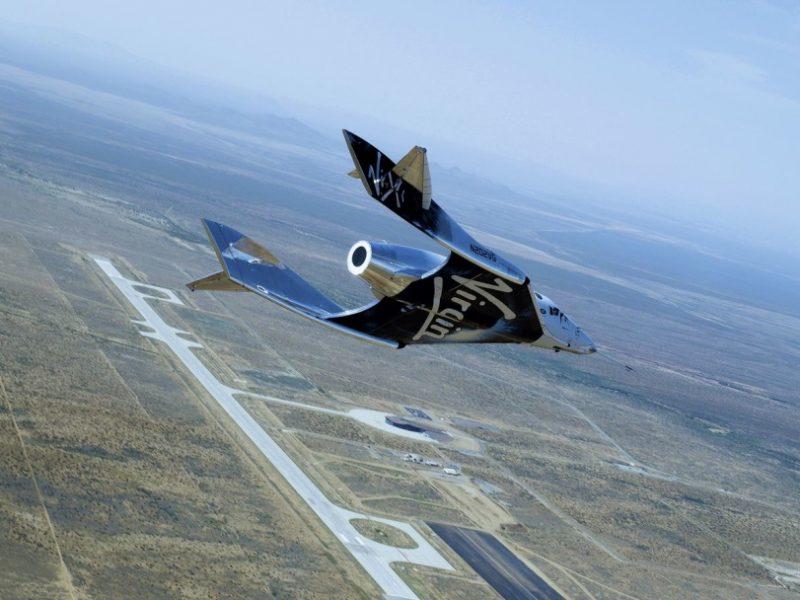 Из Лондона в Нью-Йорк за два часа: Virgin Galactic представила концепт самолета (ФОТО)