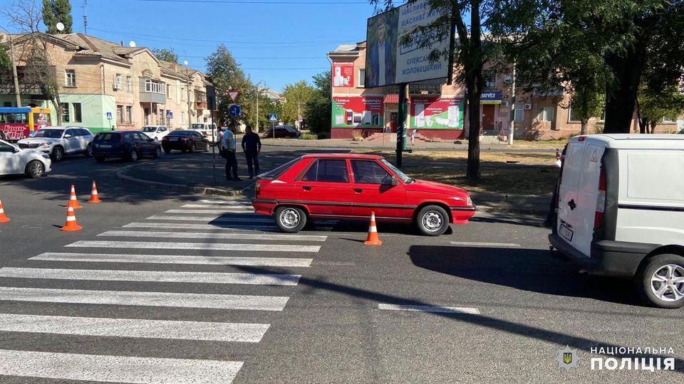В Ингульском районе сбили пешехода - мужчина в больнице (ФОТО) 3