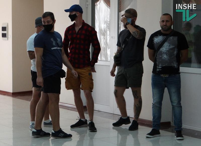 В Николаеве представителей ОПЗЖ забросали яйцами (ФОТО, ВИДЕО) 3