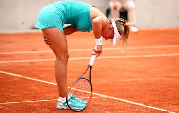 Цуренко назвала причину отказа от участия на турнире в Праге