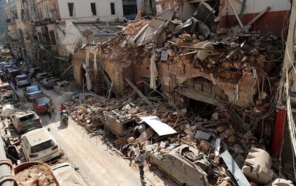 В Бейруте спустя десять дней находят погибших от взрыва