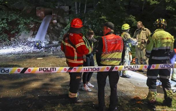В Норвегии вечеринка в бункере закончилась отравлением газом