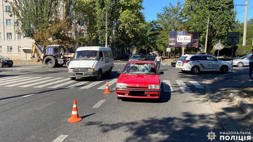 В Ингульском районе сбили пешехода - мужчина в больнице (ФОТО) 5