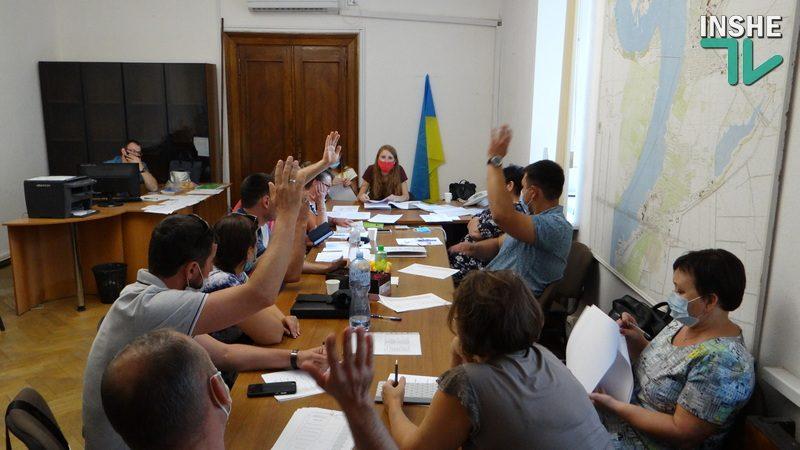Николаевский горизбирком сформировал районные избирательные комиссии, в составе которых есть иногородние (ФОТО)