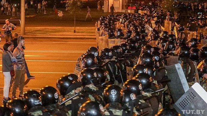 В Беларуси в больнице умер задержанный во время протестов