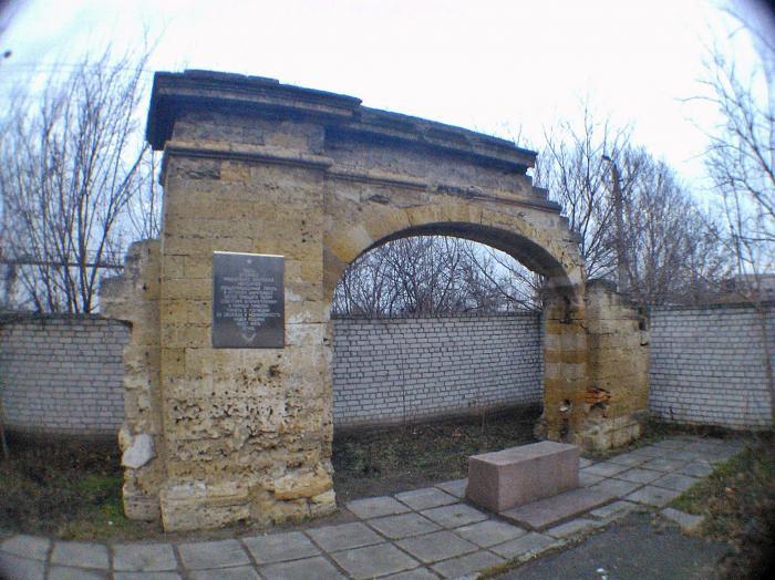 Остатки ворот и забора концлагеря «Шталаг-364» в Николаеве включат в перечень объектов культурного наследия области