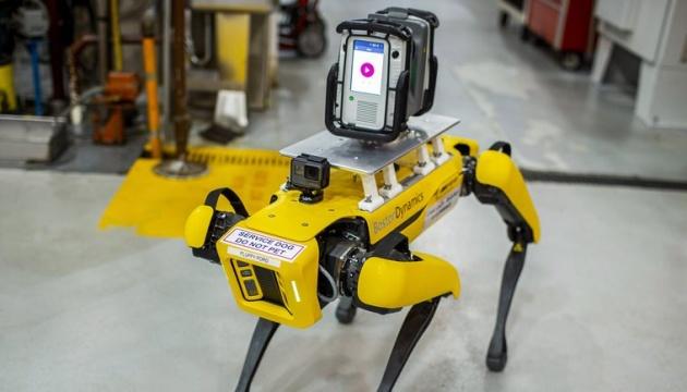 """Ford использует """"роботов-собак"""" для модернизации заводов"""