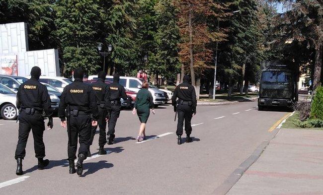 В Беларуси задержали членов президиума Координационного совета Ковалькову и Дылевского