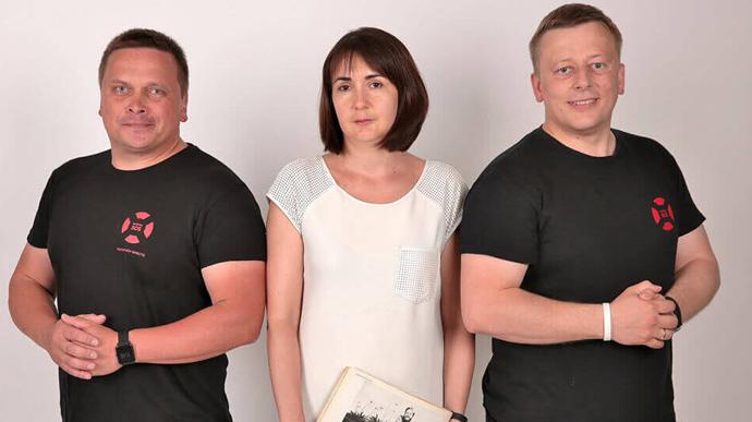 Отпустили задержанных в Беларуси украинских волонтеров (ФОТО)
