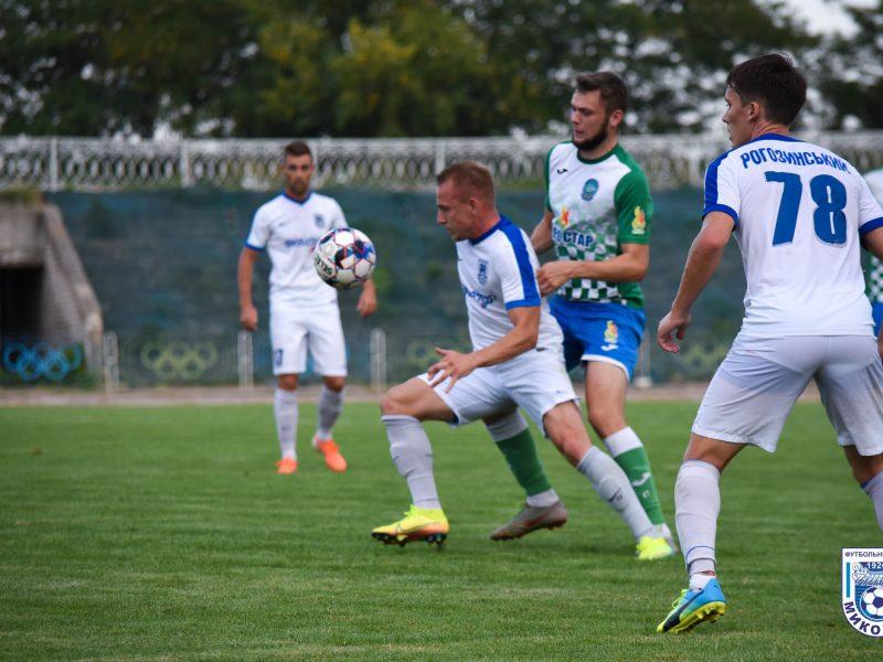 МФК «Николаев» минимально уступил херсонскому «Кристаллу» в контрольном матче (ФОТО)