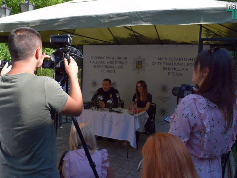 «Я уважаю спорт и не уважаю спирт» – новый глава Нацполиции Николаевщины рассказал о борьбе с наливайками в городе (ВИДЕО)