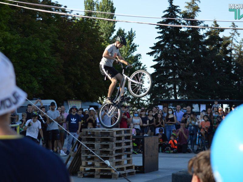 День молодежи в Николаеве: на Соборной площади прошел Фестиваль уличных культур (ФОТО и ВИДЕО)