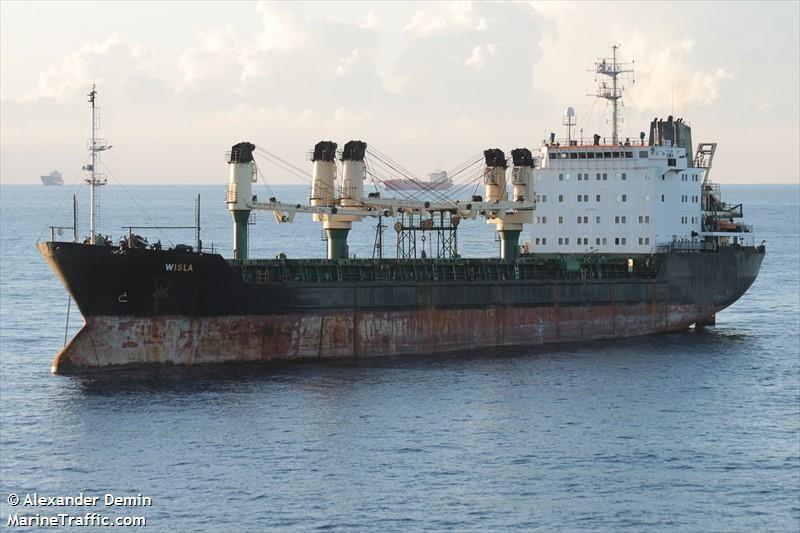 Судно Sofia, капитан которого умер от COVID-2019 в Одессе, ушло в Турцию – АМПУ
