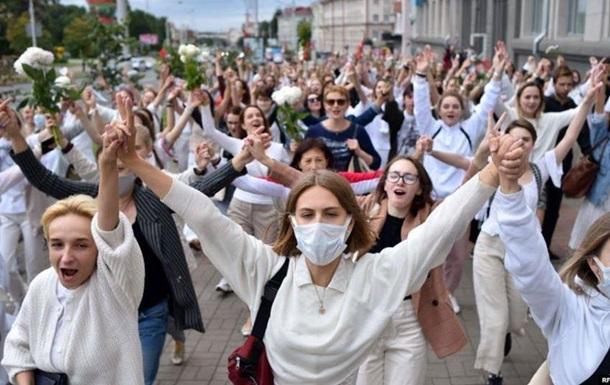 На студенческих протестах в Беларуси задержали почти 80 человек – правозащитники