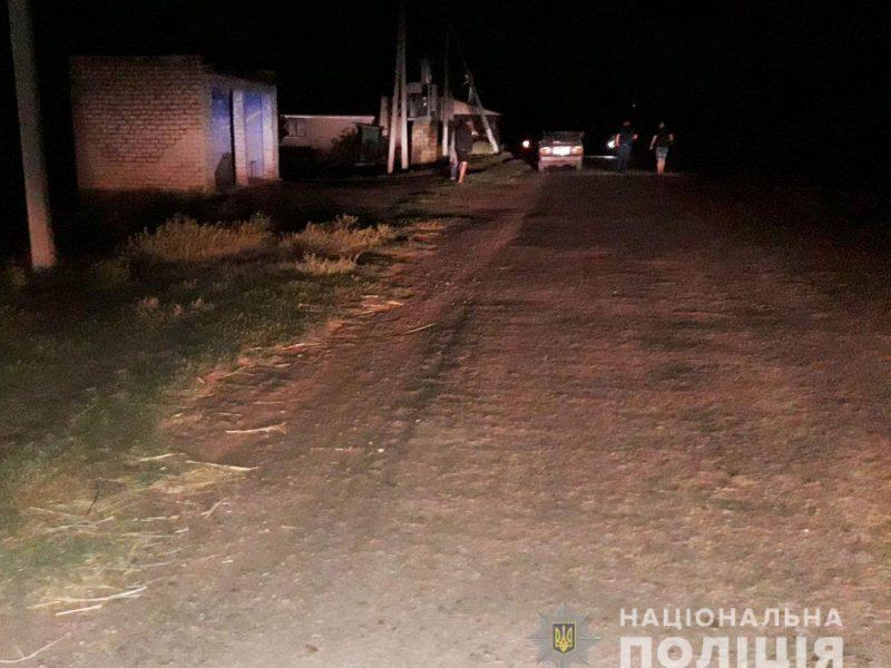 На Николаевщине мужчина убил односельчанина, а чтобы замести следы, имитировал ДТП (ФОТО)