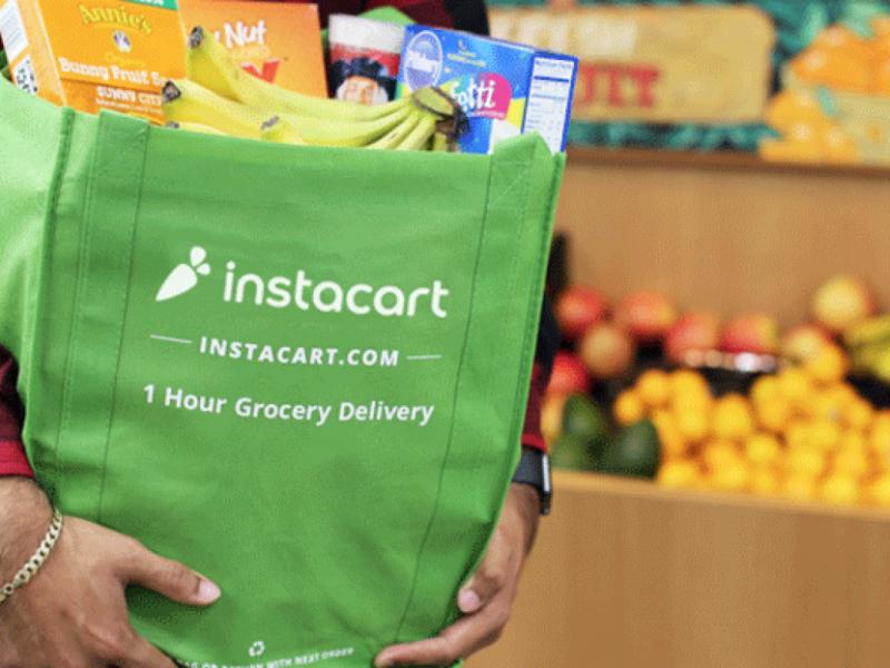 """""""Они буквально крадут еду"""": курьеры сервиса Instacart в США  используют """"черные"""" боты, чтобы захватить  крупные заказы"""