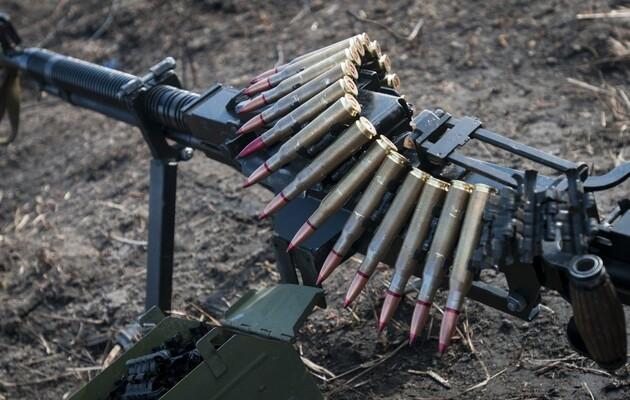 Российские наемники на Донбассе четыре раза нарушили режим прекращения огня – штаб ООС