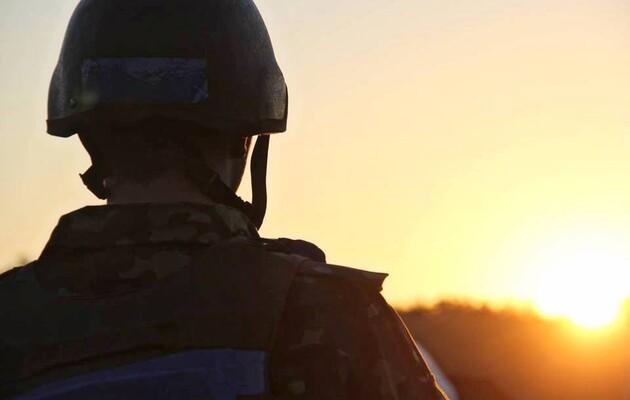 На Донбассе в результате обстрела ранен военный ВСУ