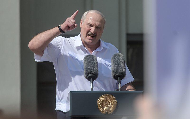 """Покушение"" на Лукашенко: Варшава и Вашингтон опровергают обвинения ФСБ"