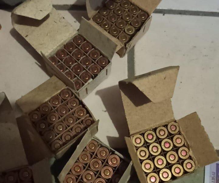 В Николаеве мужчину подозревают в продаже патронов (ФОТО), (ВИДЕО)