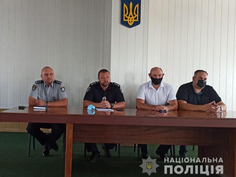 Первомайские правоохранители получили нового главу полиции (ФОТО)