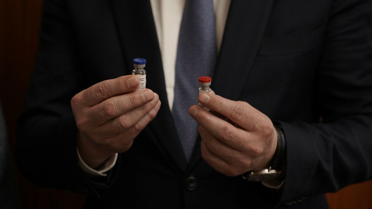 Список профессий с обязательным прививкам от COVID-19 обещают на следующей неделе 3