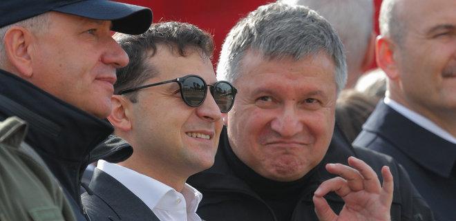 """В """"Слуге народа"""" заявили, что отставка Авакова приведет к государственному перевороту"""
