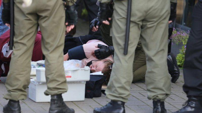 «Поиск подозреваемых ведется». В МВД Беларуси отреагировали на публикацию личных данных силовиков
