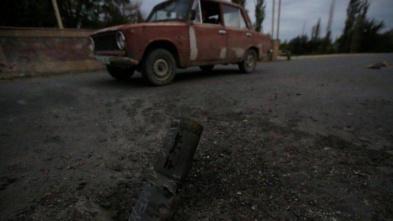 Асад подтвердил, что боевики из Сирии перебрасываются в Нагорный Карабах