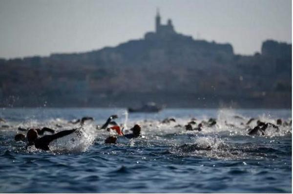 Во Франции прошел заплыв «Испытание графа Монте-Кристо»