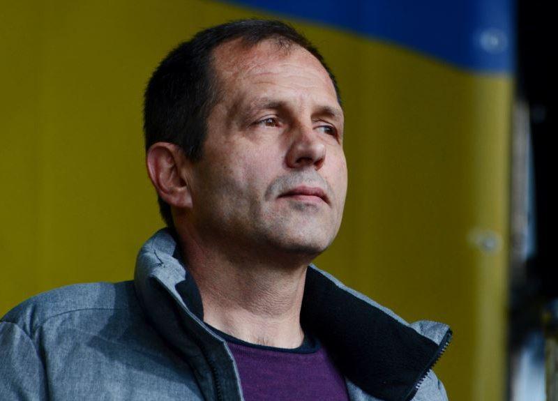В Киеве задержан подозреваемый в нападении на Балуха