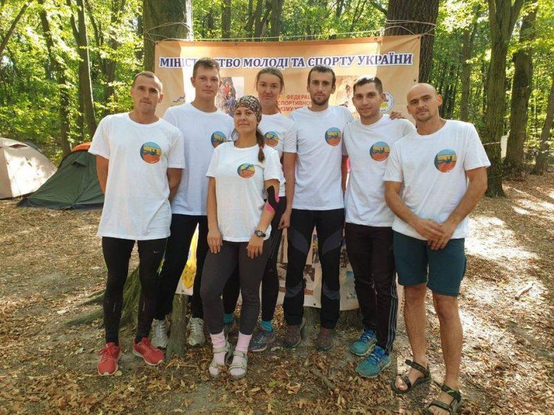 Николаевцы завоевали «серебро» чемпионата Украины по спортивному туризму (ФОТО)
