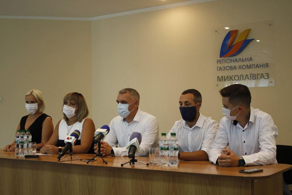 Теперь жителям Николаева перед обращением в «Николаевгаз» не надо будет добывать справку о составе семьи в ЦНАПе (ФОТО) 1