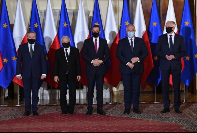В Польше – новое правительство. В него после долгого перерыва вернулся Ярослав Качинський