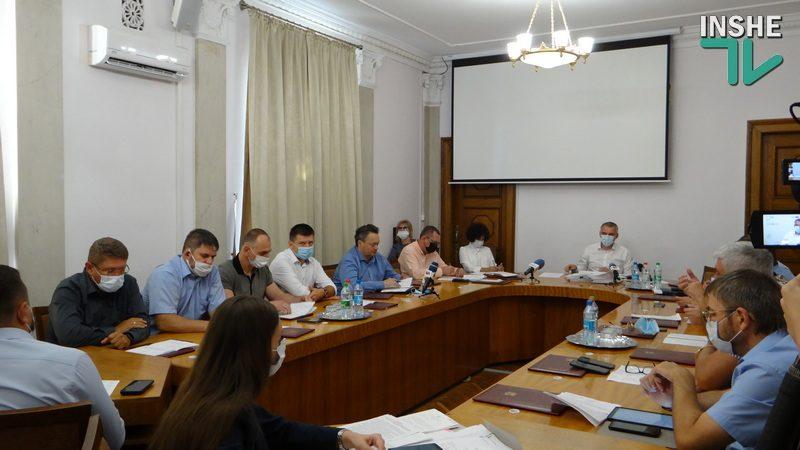Николаев примет архивы личных дел работников «ЧСЗ» (ВИДЕО)