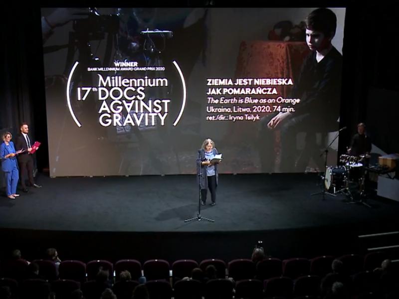 Украинский фильм получил две награды на кинофестивале в Польше
