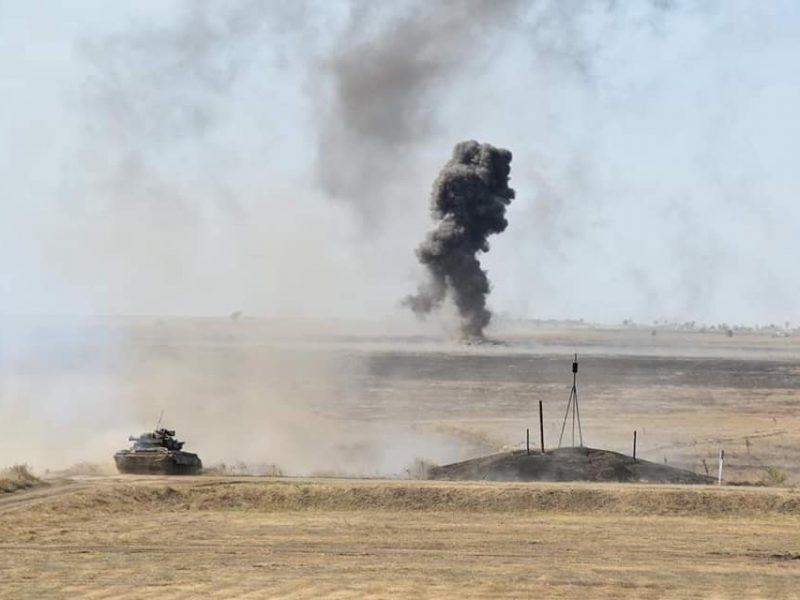 Сухопутные войска готовятся к учениям с военными из США и Великобритании (ФОТО)