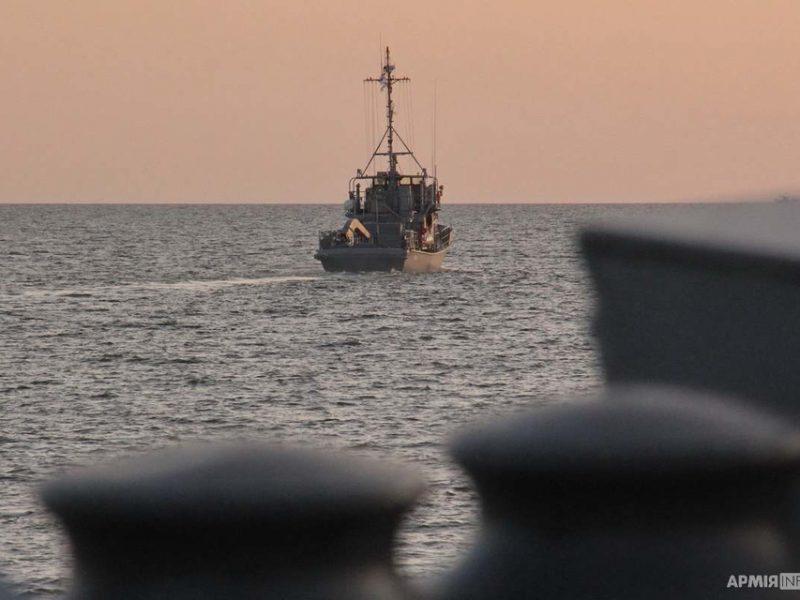 «Объединенные усилия-2020»: украинские корабли начали маневры в Черном море (ФОТО)